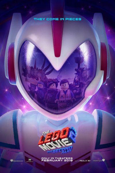 A Lego kaland 2. – Plakát