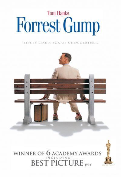 Forrest Gump – Plakát