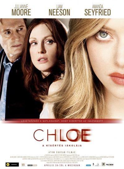 Chloe - A kísértés iskolája – Plakát
