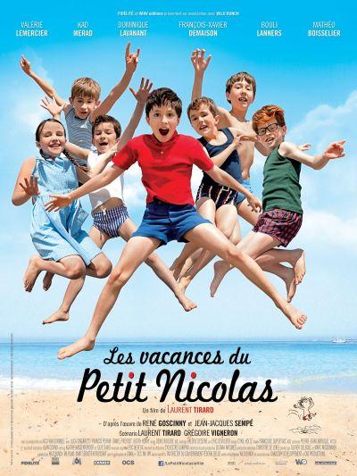A kis Nicolas nyaral – Plakát
