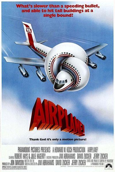 Airplane! – Plakát
