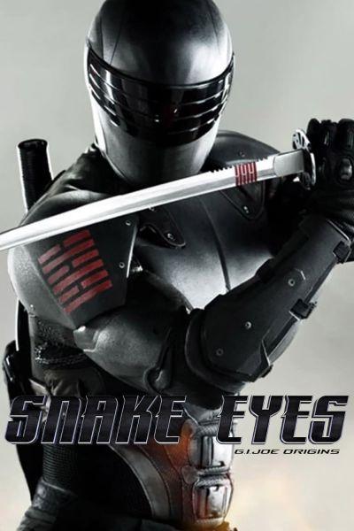 Kígyószem: G.I. Joe – A kezdetek – Plakát