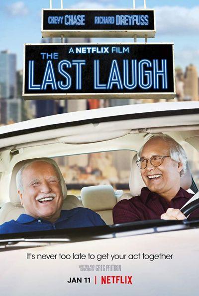 The Last Laugh – Plakát