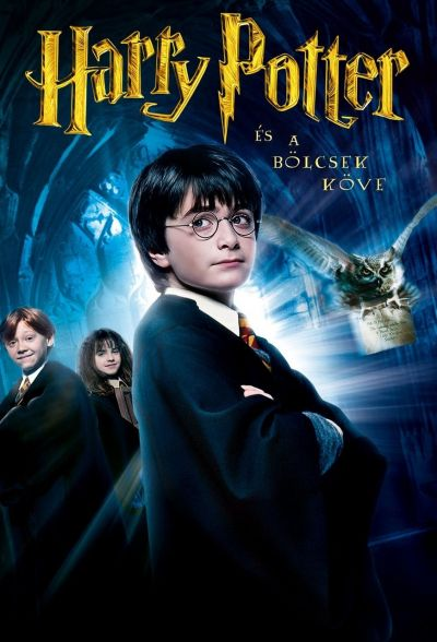 Harry Potter és a bölcsek köve – Plakát