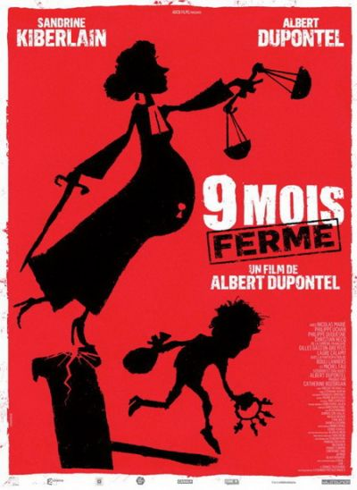 9 hónap letöltendő – Plakát