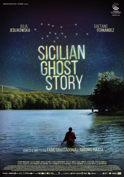 Szicíliai kísértettörténet – Plakát