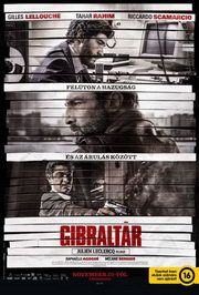 Gibraltár – Plakát