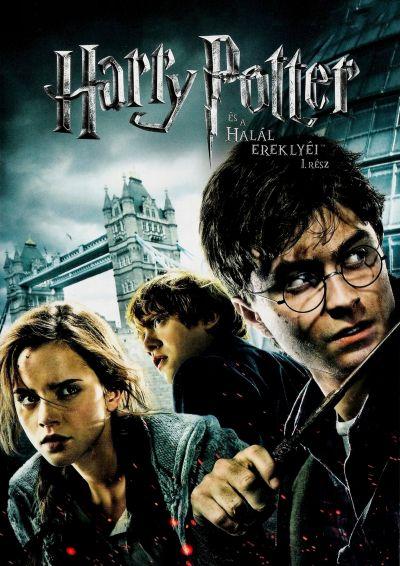 Harry Potter és a Halál ereklyéi I. rész – Plakát