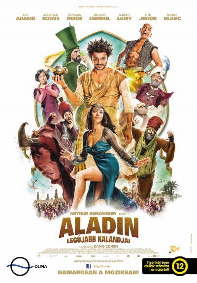 Aladin legújabb kalandjai – Plakát