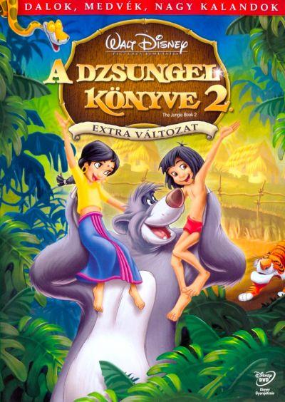 A dzsungel könyve 2. – Plakát