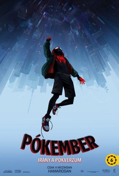 Pókember - Irány a Pókverzum – Plakát