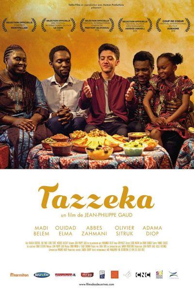 Tazekka – Plakát
