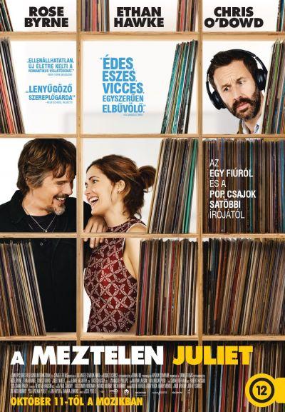 A Meztelen Juliet – Plakát