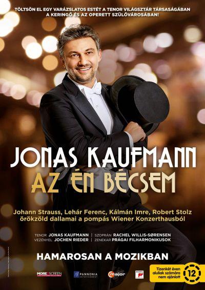 Jonas Kaufmann: Az én Bécsem – Plakát