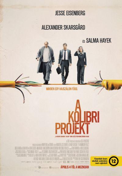 A Kolibri projekt – Plakát