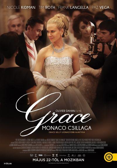 Grace - Monaco csillaga – Plakát