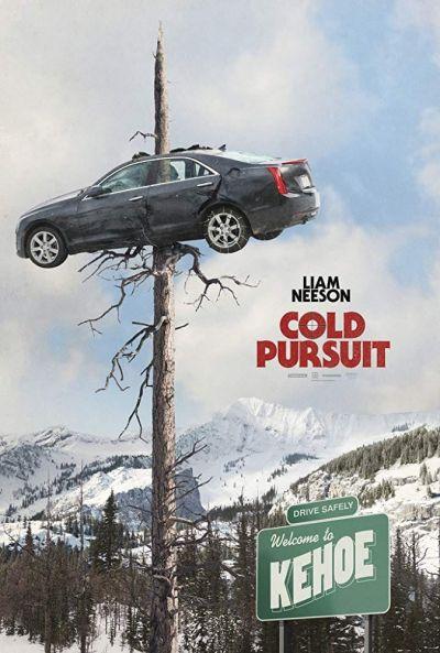 Cold Pursuit – Plakát