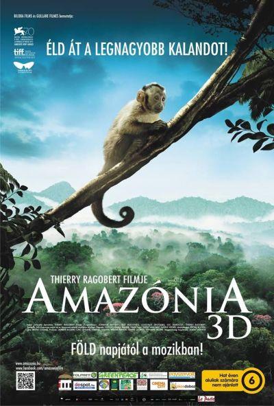 Amazónia – Plakát