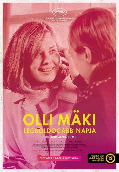 Olli Mäki legboldogabb napja – Plakát