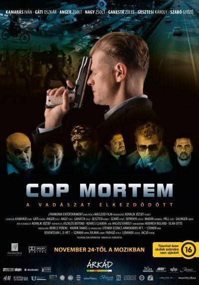 Cop Mortem – Plakát