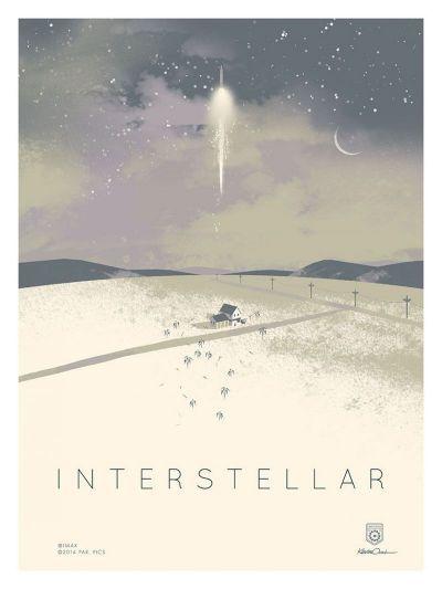 Csillagok között – Plakát