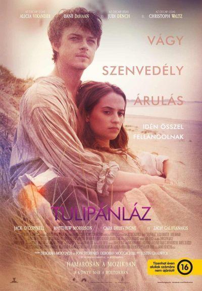 Tulipánláz – Plakát