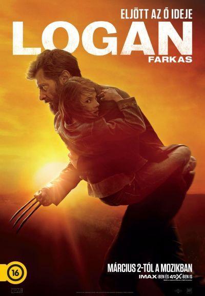 Logan - Farkas – Plakát