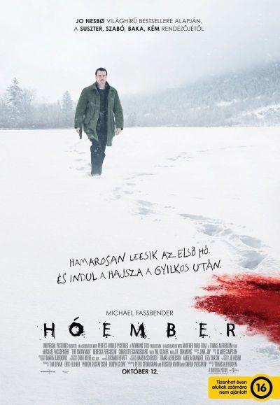 Hóember – Plakát