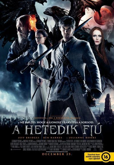 A hetedik fiú – Plakát