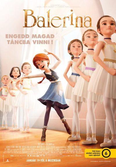 Balerina – Plakát