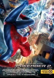 A csodálatos Pókember 2. – Plakát