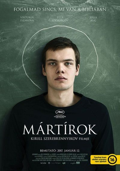 Mártírok – Plakát