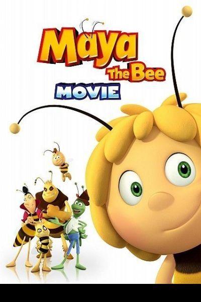 Maja, a méhecske 3D – Plakát
