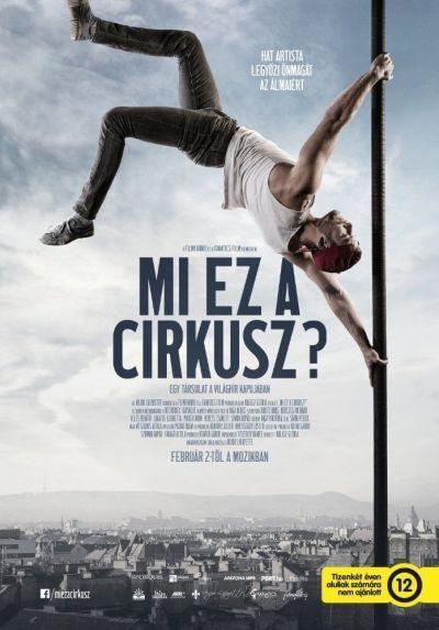 Mi ez a cirkusz? – Plakát