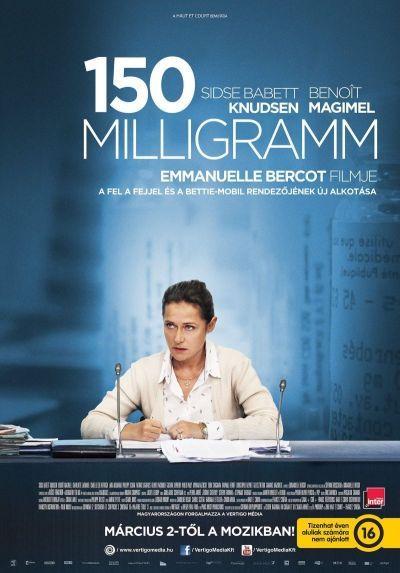 150 milligramm – Plakát