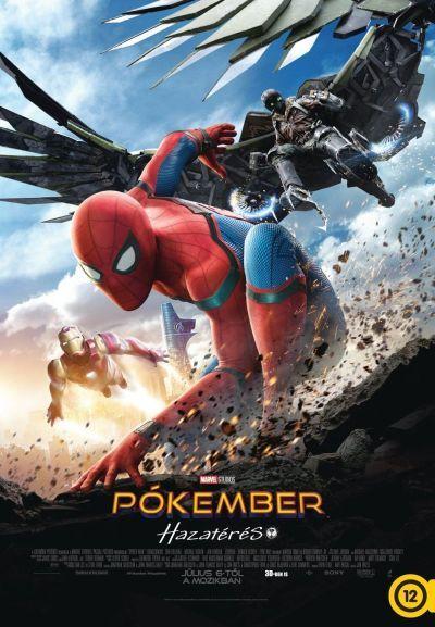 Pókember - Hazatérés – Plakát