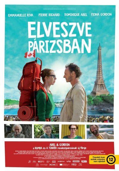 Elveszve Párizsban – Plakát