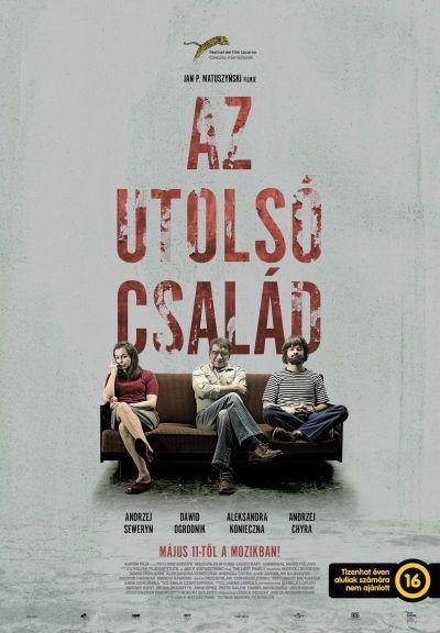 Az utolsó család – Plakát