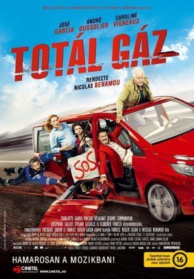 Totál gáz – Plakát
