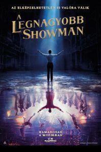 A legnagyobb showman – Plakát