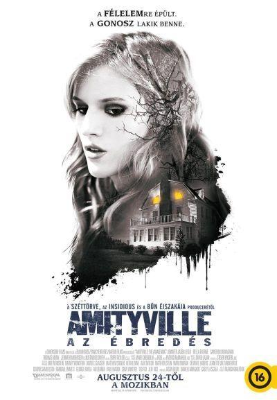 Amityville: Az ébredés – Plakát