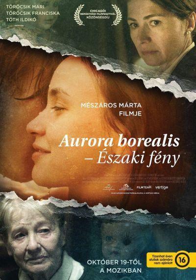 Aurora Borealis - Északi fény – Plakát