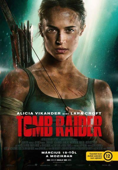 Tomb Raider – Plakát