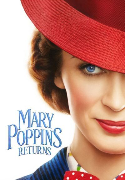 Mary Poppins Returns – Plakát