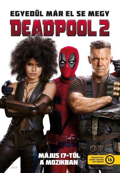 Deadpool 2 – Plakát
