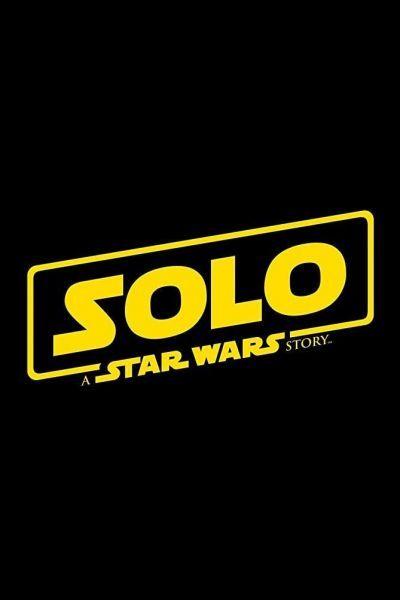 Solo - Egy Star Wars történet – Plakát