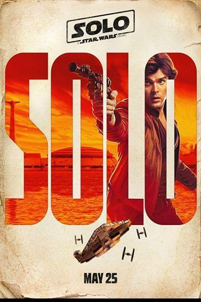 Solo: Egy Star Wars történet – Plakát