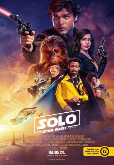 Solo: Egy Star Wars-történet – Plakát