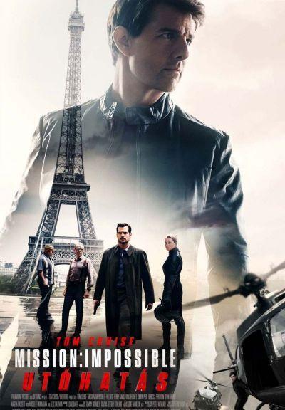 Mission: Impossible - Utóhatás – Plakát