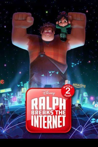 Ralph lezúzza a netet: Rontó Ralph 2. – Plakát